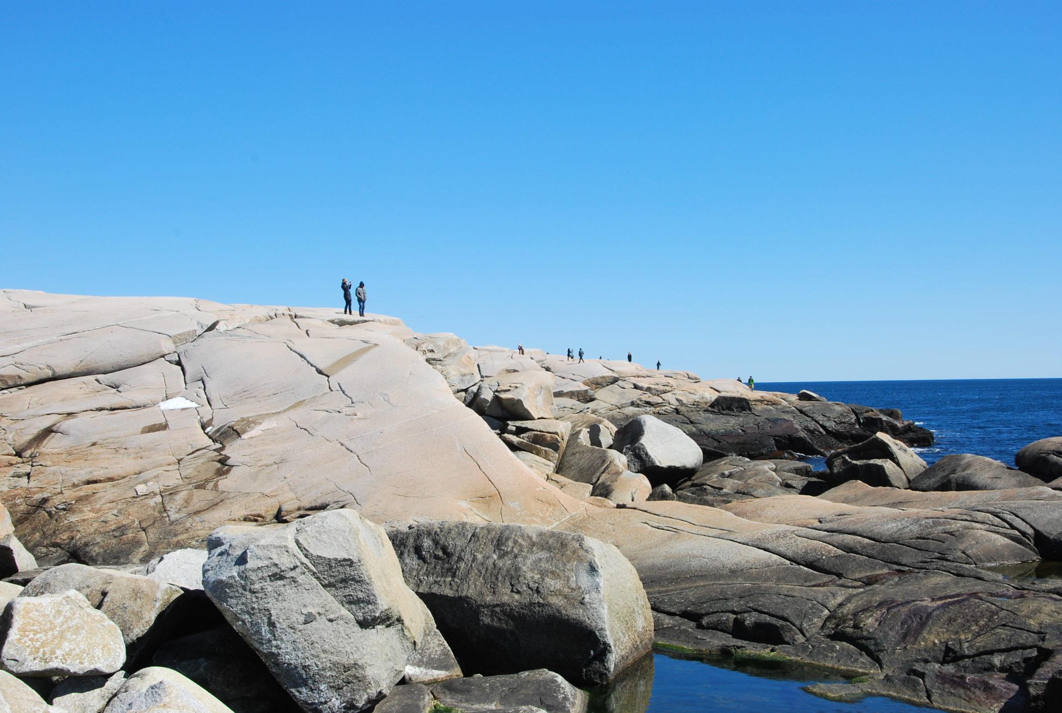 Kanada-Peggys Cove