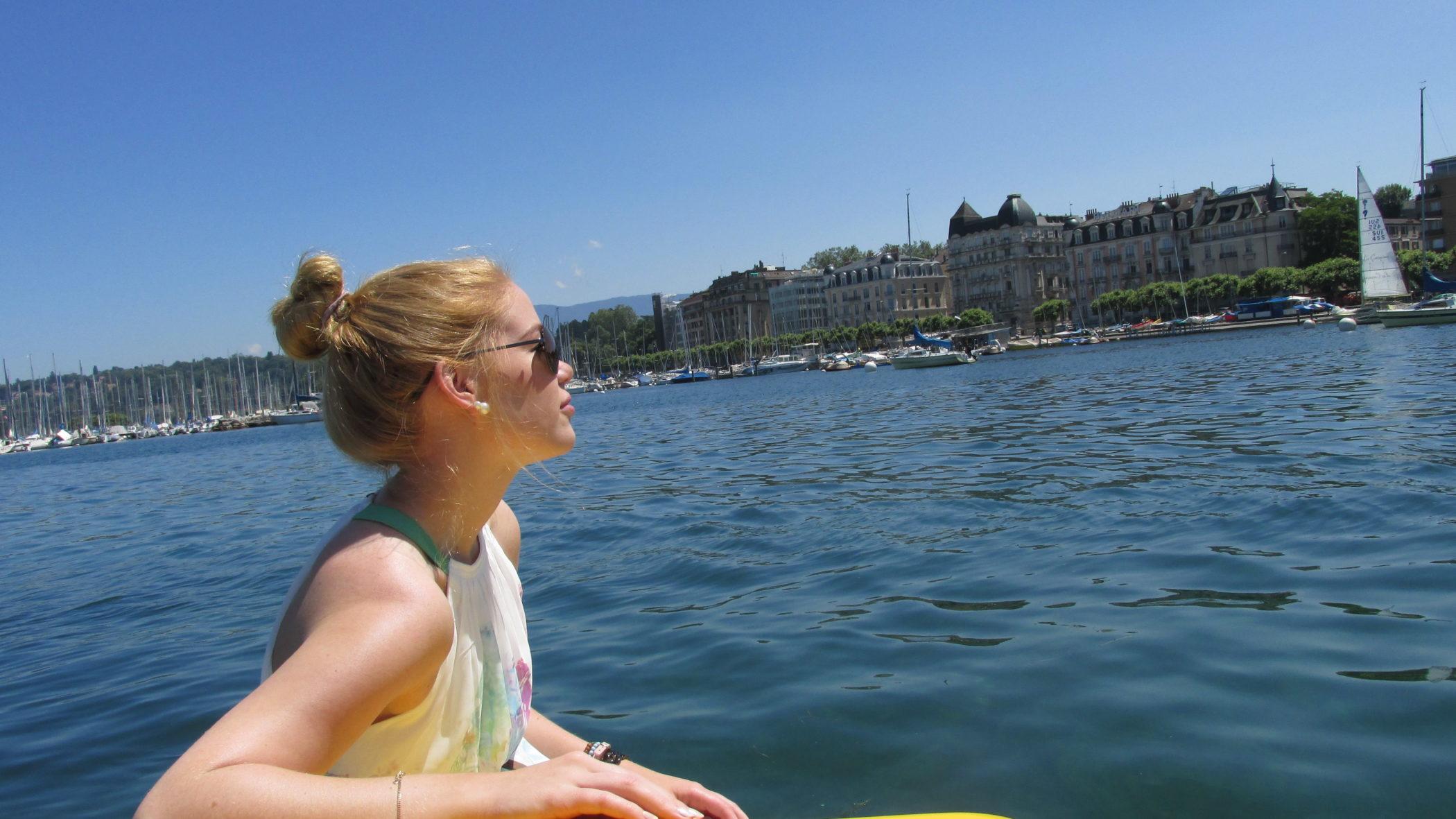Genf, Schweiz, Anna