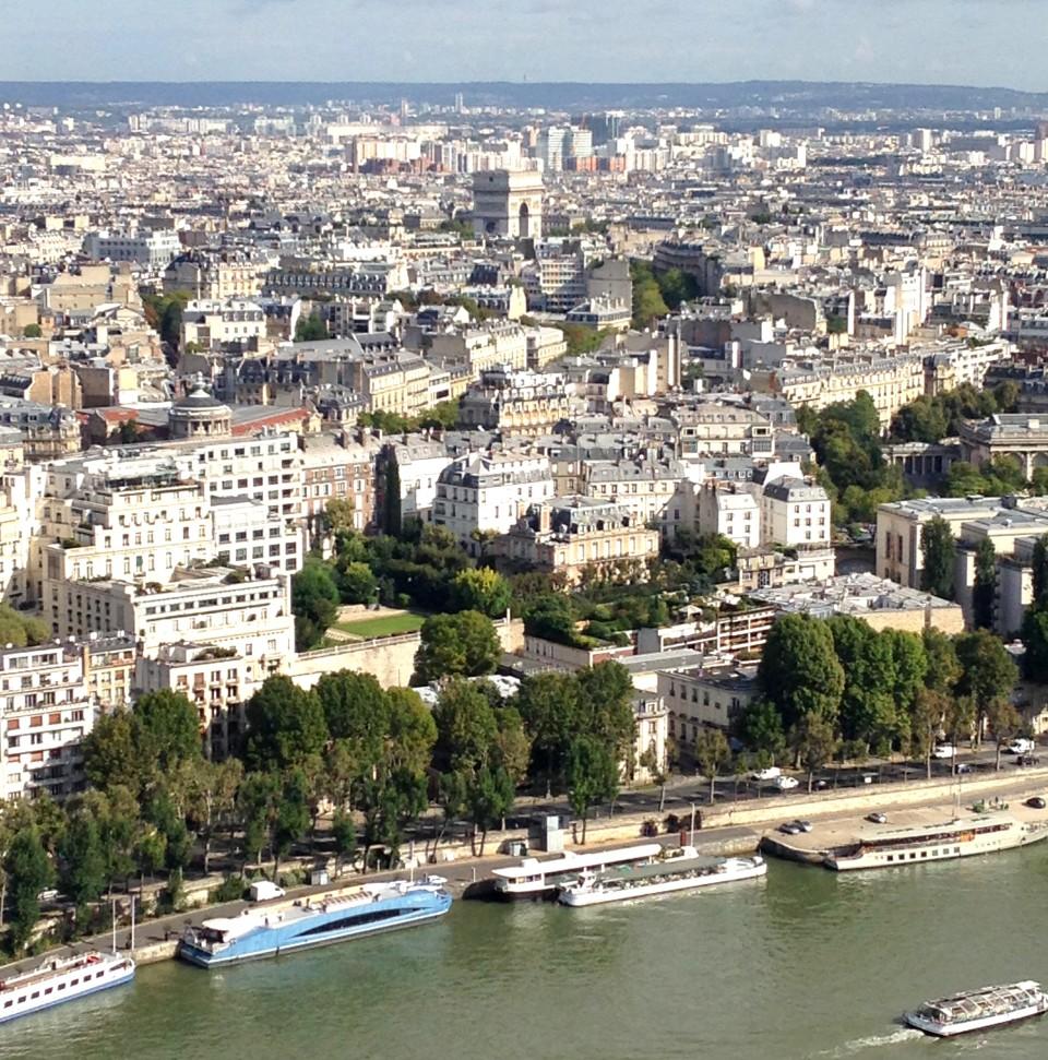 Frankreich-Paris-Staedtereise