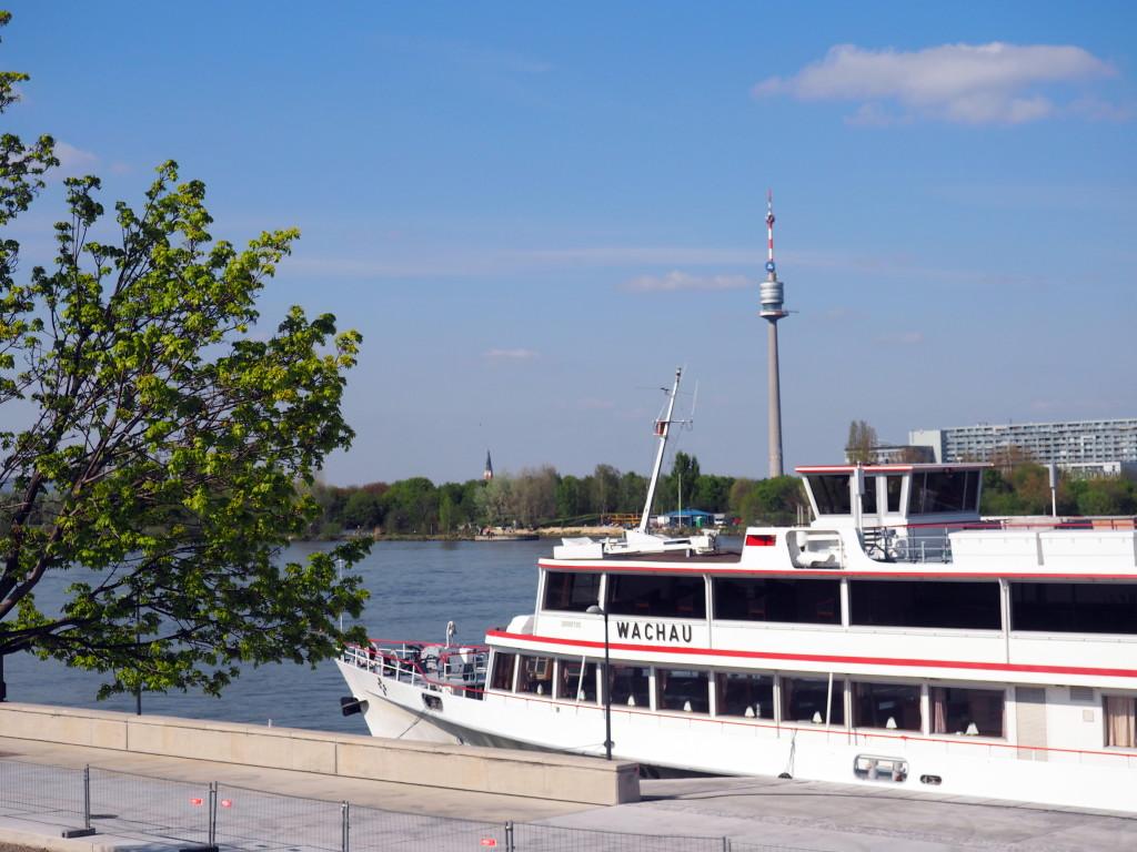 Wien-Donaufahrt