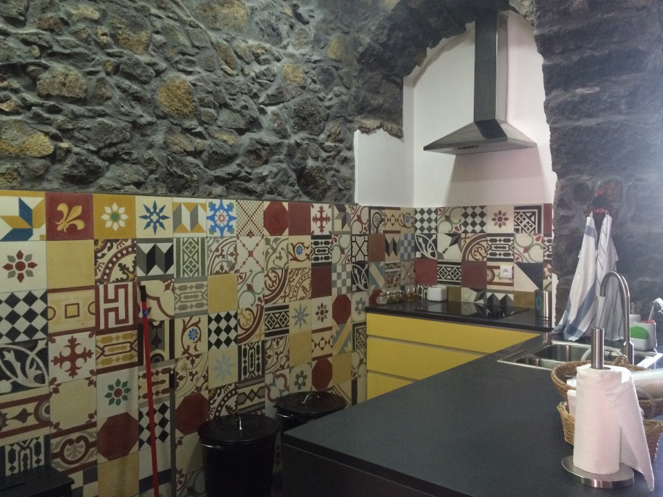 Azoren-Unterkunft