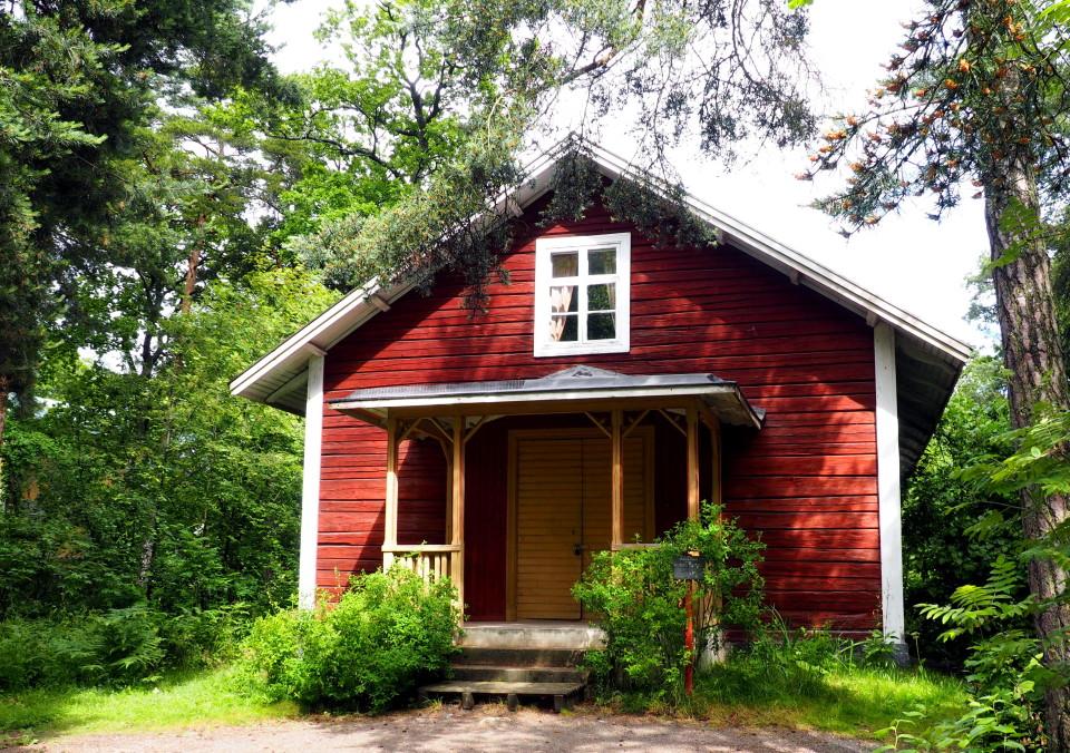 Schweden-Mittsommer-Stockholm