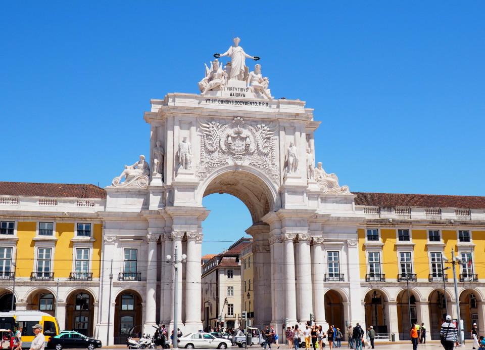 Portugal-Lissabon