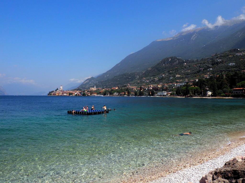 Italien-Gardasee