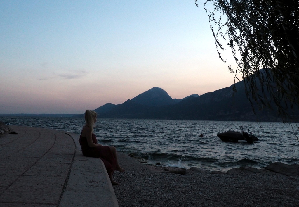 Italien-Gardasee-Anna