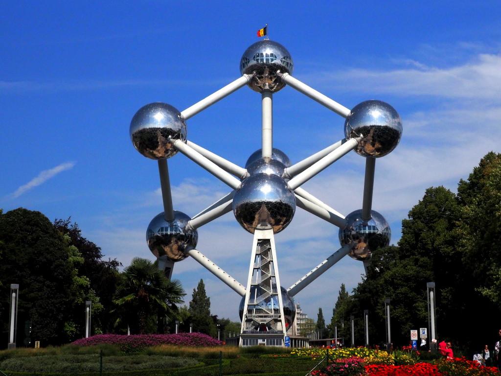 Belgien-Brüssel-Atomium