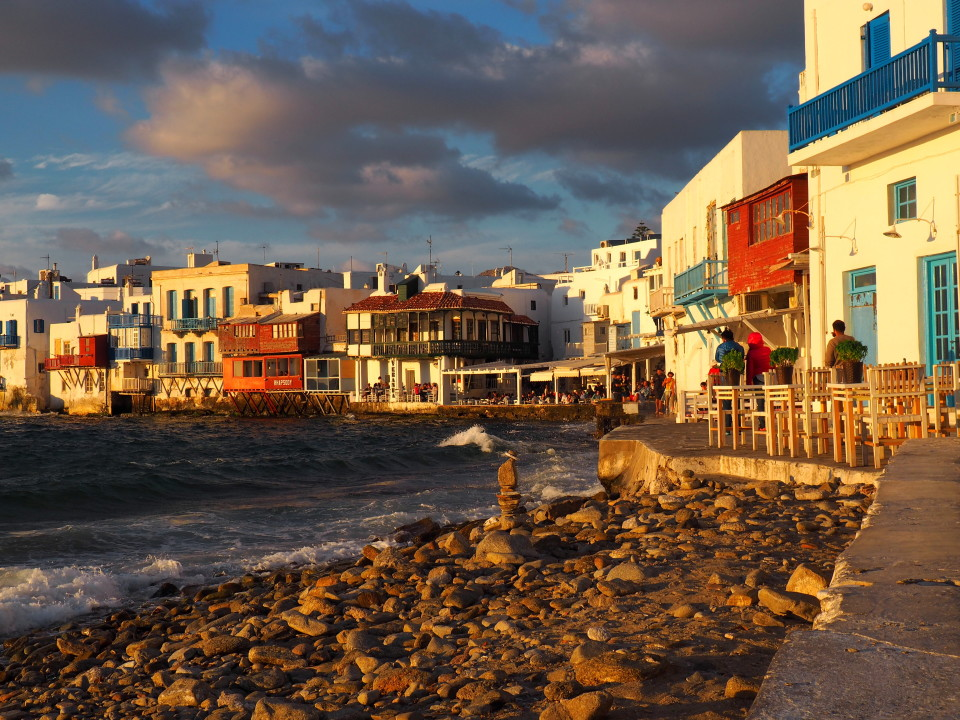 Mykonos-Altstadt-Chora-Little-Venice