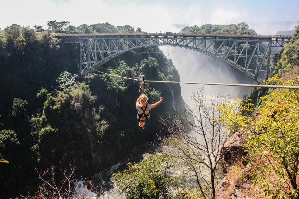 Afrika-Simbabwe-Victoria-Falls
