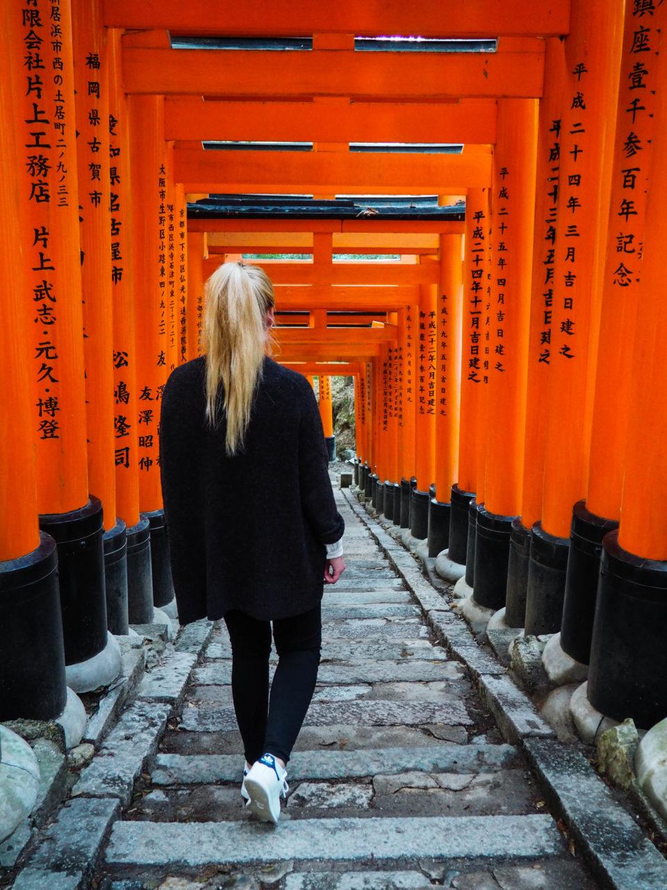Japan-Kyoto-Fushimi-Inari
