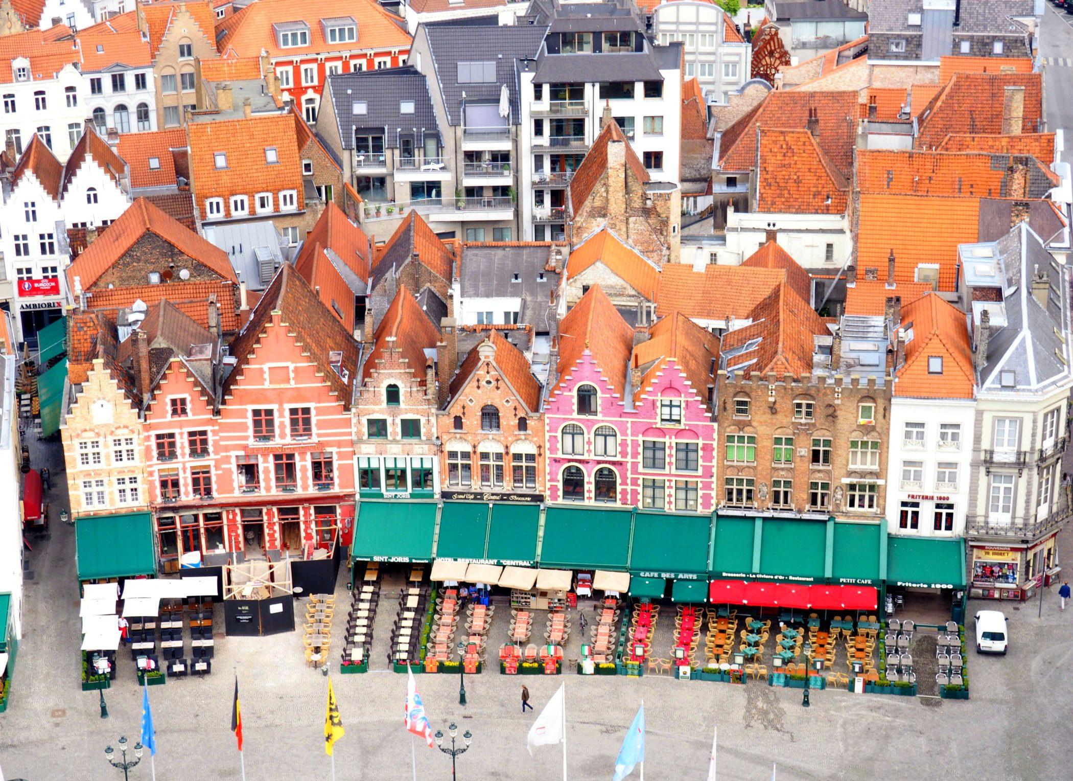 Belgien-Brügge-Aussicht-Belfried