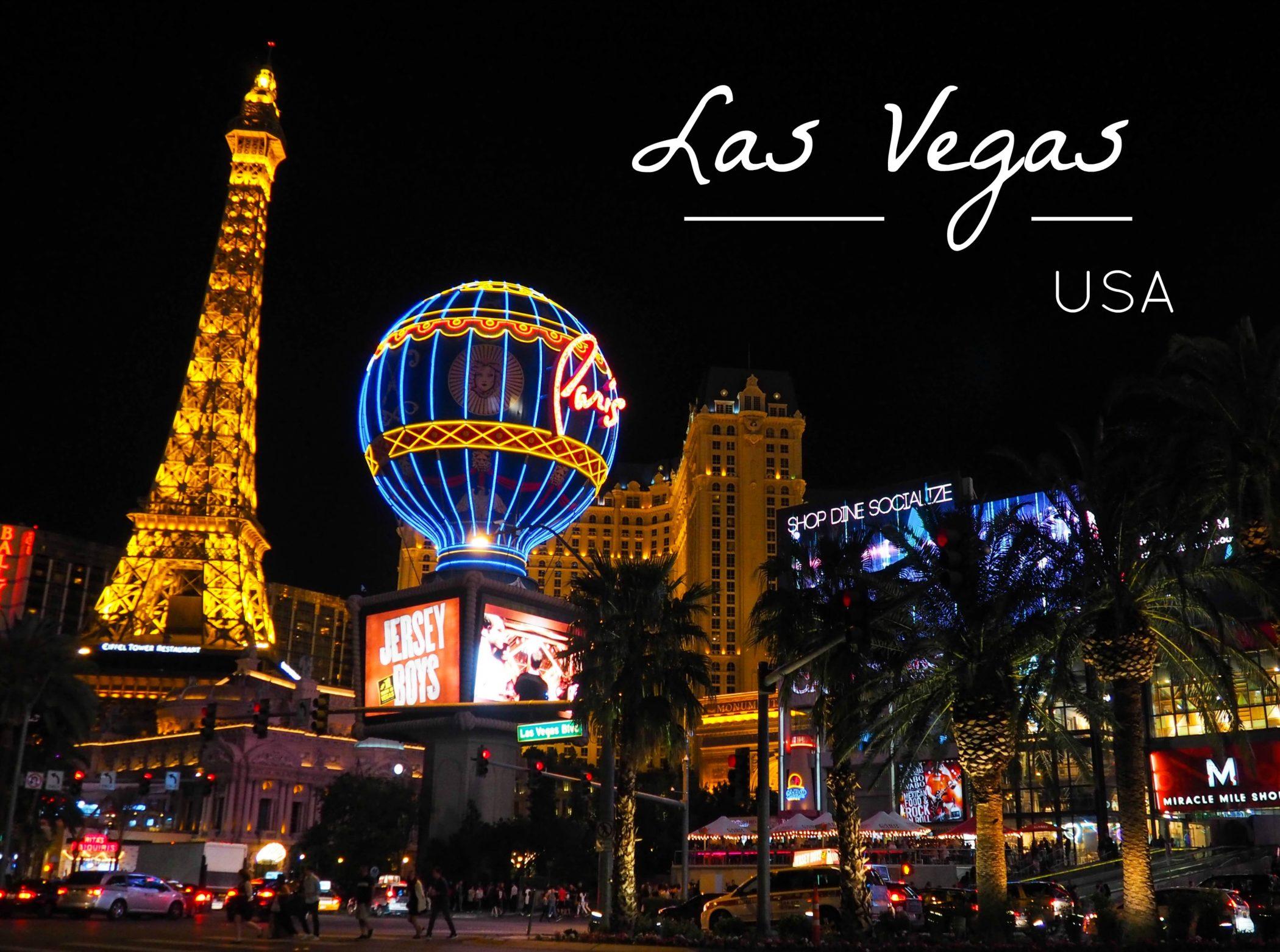 Las Vegas Uhrzeit