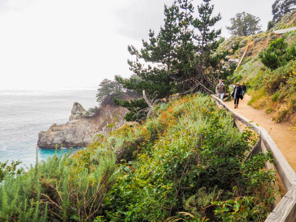 Kalifornien-Pazifik-Küste-USA