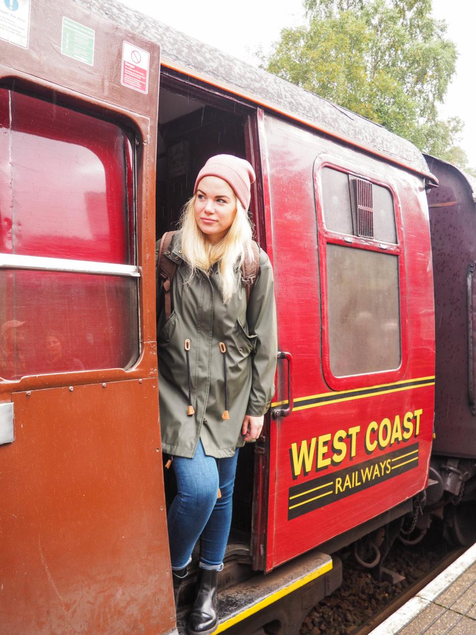 Hogwarts-Express-Schottland, Anna