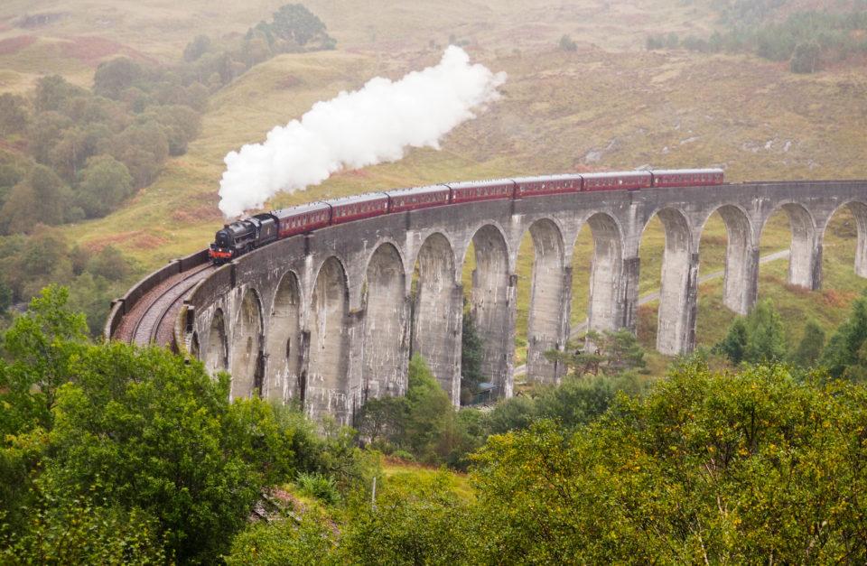 Hogwarts-Express-Schottland
