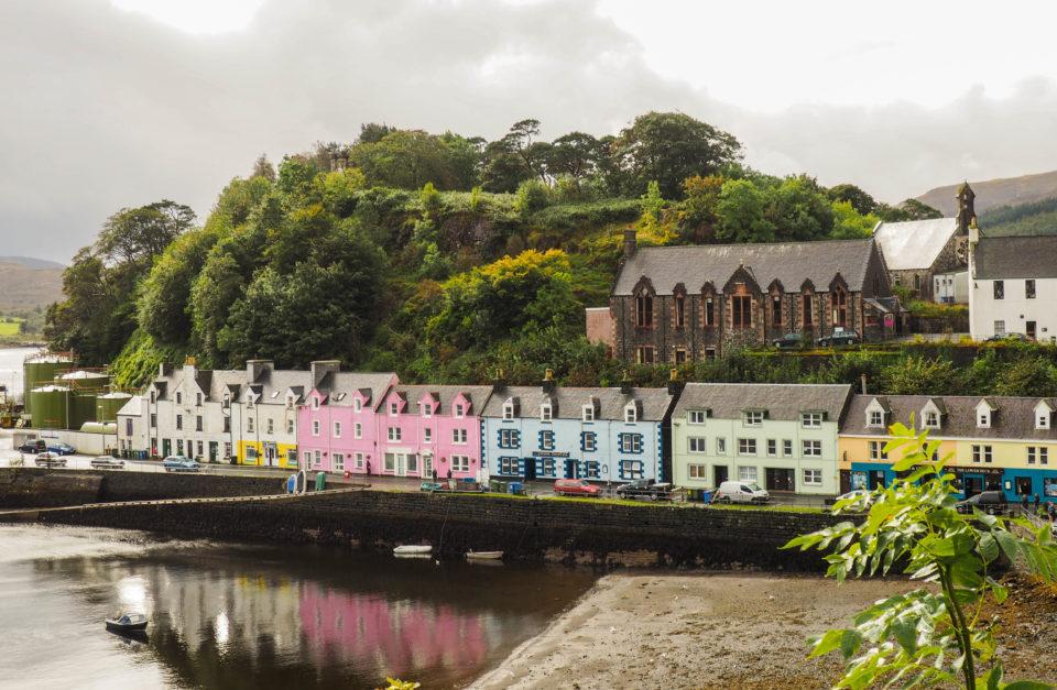 Schottland-Isle-of-Skye-Portree