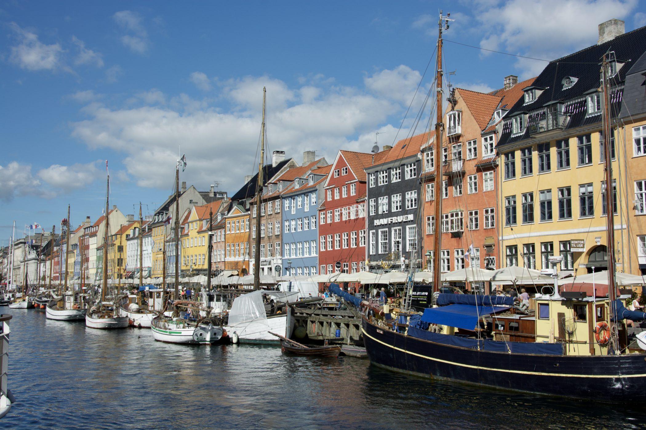 Kopenhagen-Nyhavn