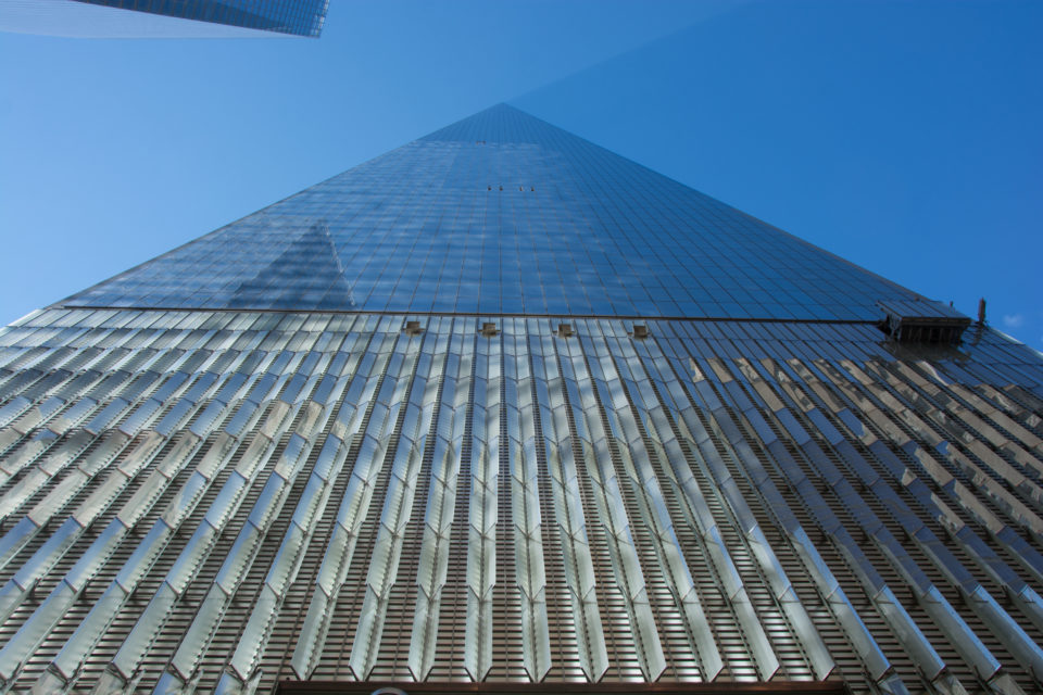 New York-OneWorldTradeCenter-USA