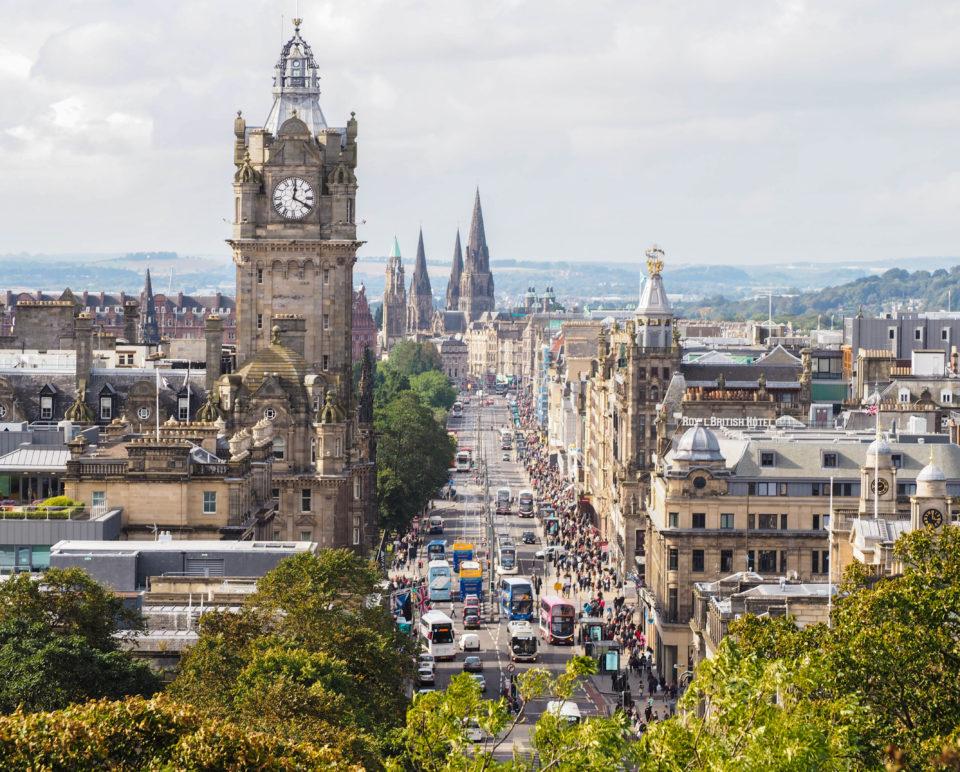 Schottland-Edinburgh