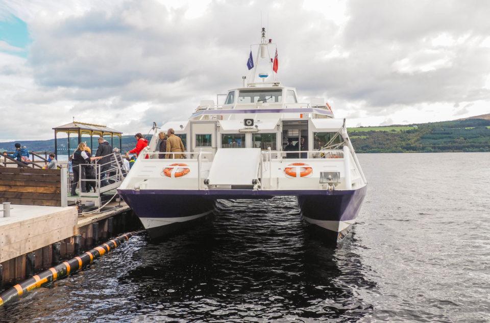 Schottland-Loch-Ness