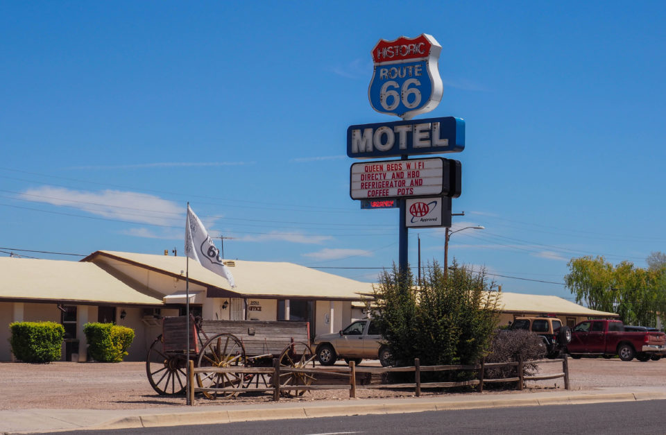 USA-Seligman-Route66