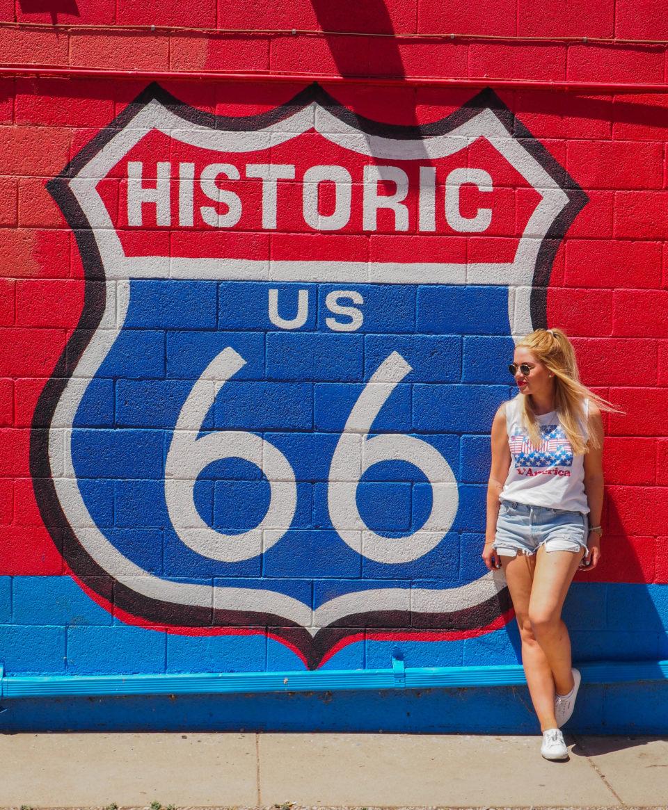 USA-Seligman-Route66-Anna