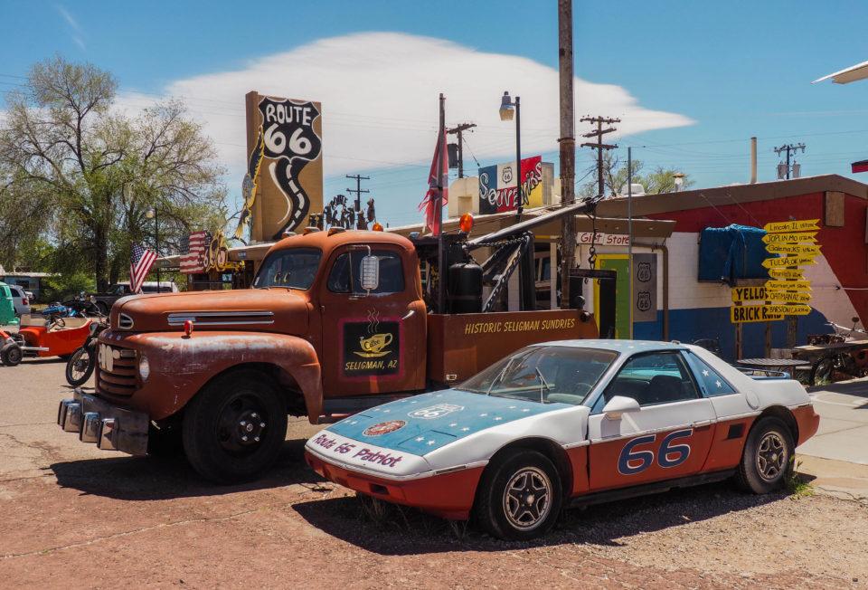 USA-Seligman-Route66