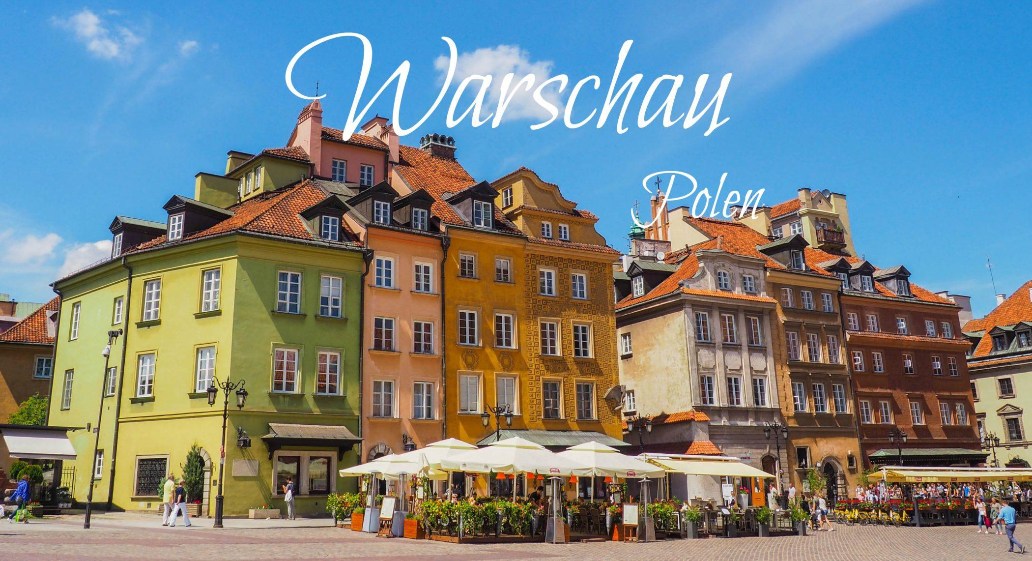 9 Dinge, die man in Warschau machen sollte | THE TRAVELOGUE