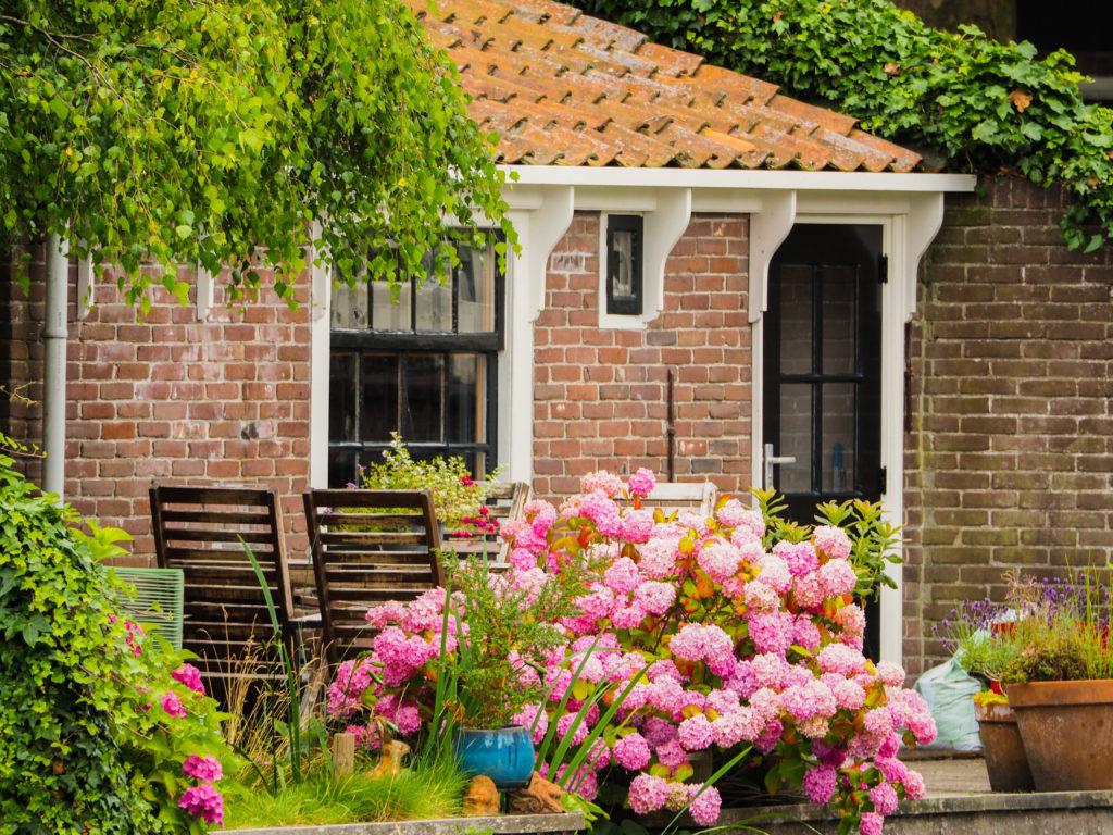 Niederlande-Edam-Gracht