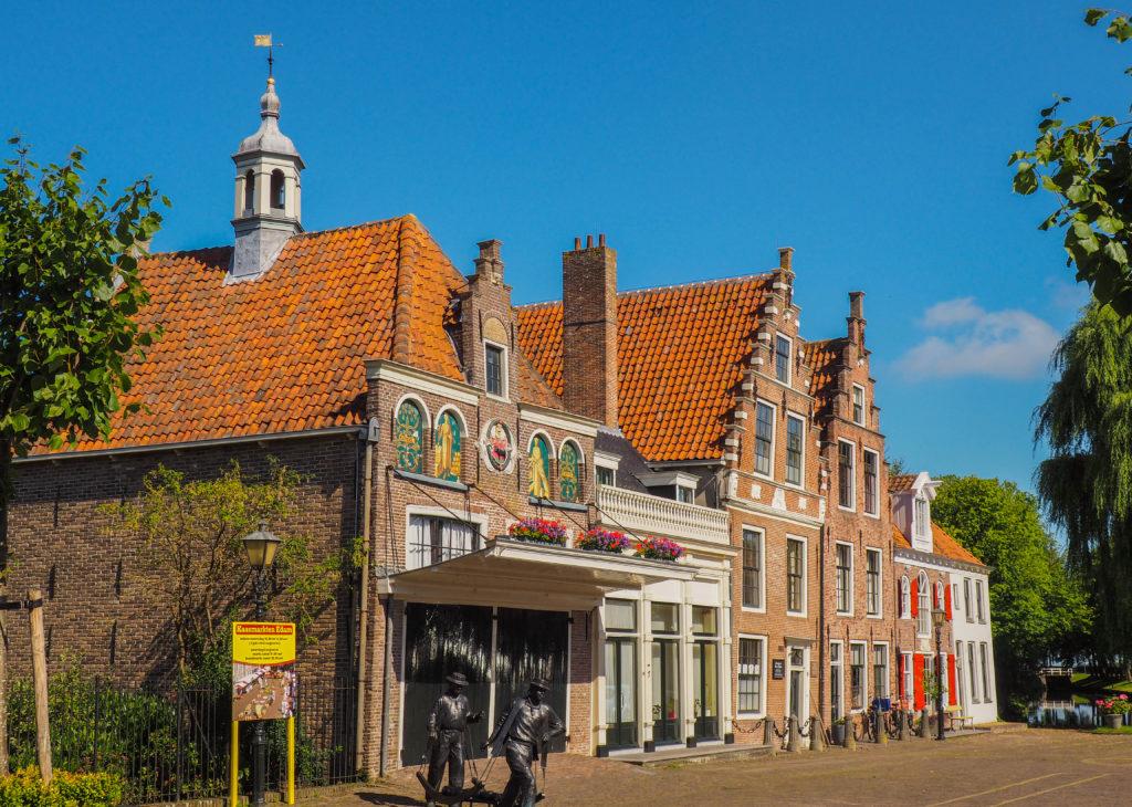 Edam-Volendam-Holland-Niederlande