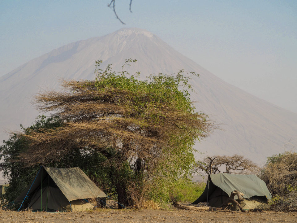 Lake Natron_Tansania-Camp