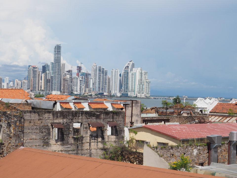 Panama-Stadt-Skyline