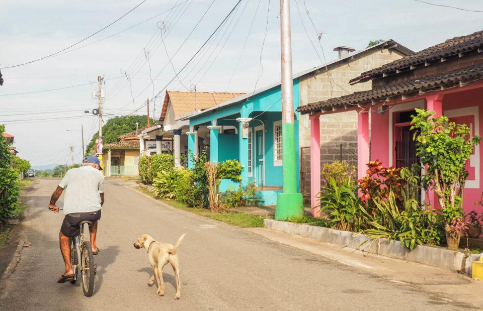 Panama-Pedasi-Pazifikküste