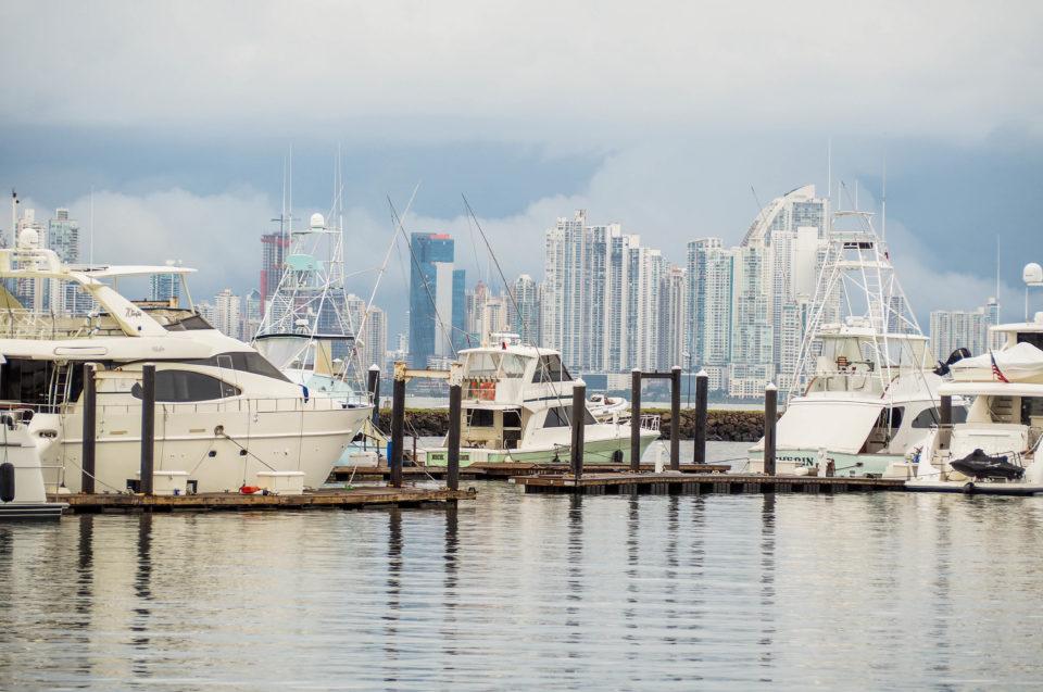 Panama-Bay