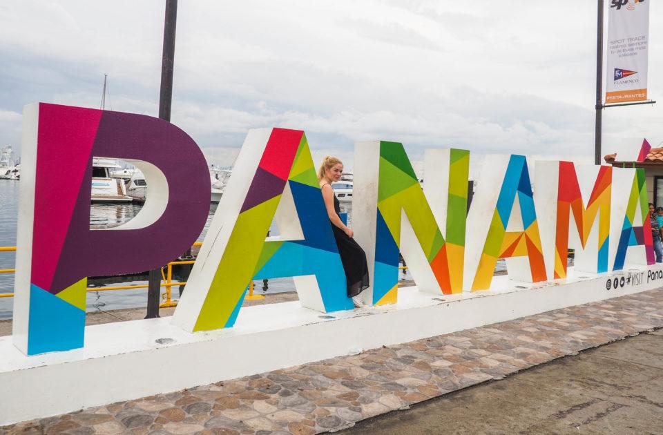 Panama-Bay-Zeichen