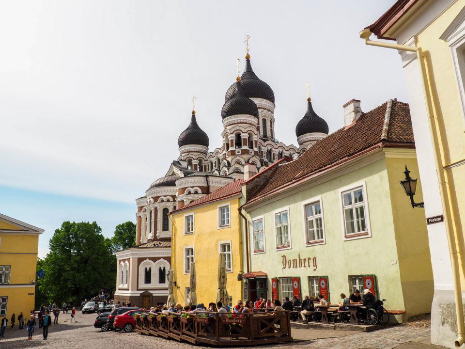 Estland-Tallinn-Domberg