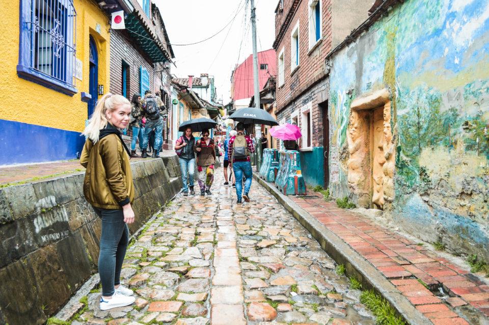 Kolumbien-Bogota-Anna