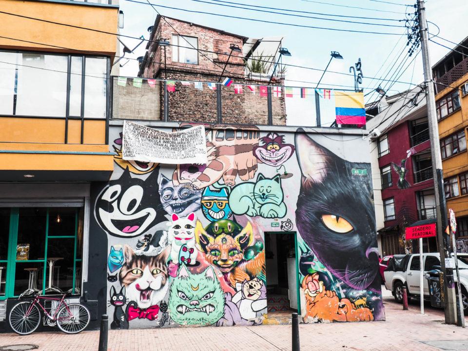 Kolumbien-Bogota