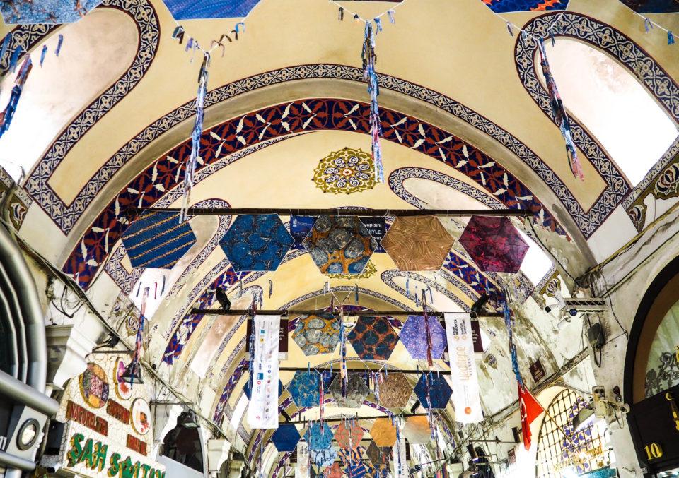 Tuerkei-Istanbul-Großer-Basar