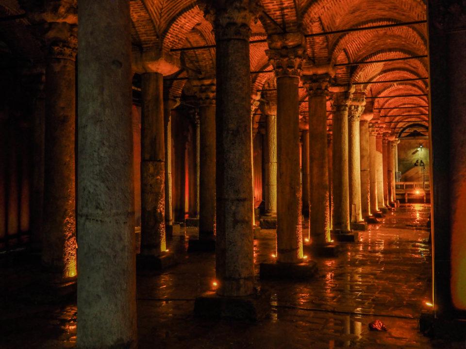 Tuerkei-Istanbul-Basilika