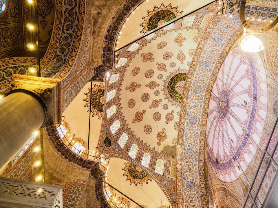Tuerkei-Istanbul-Blaue-Moschee