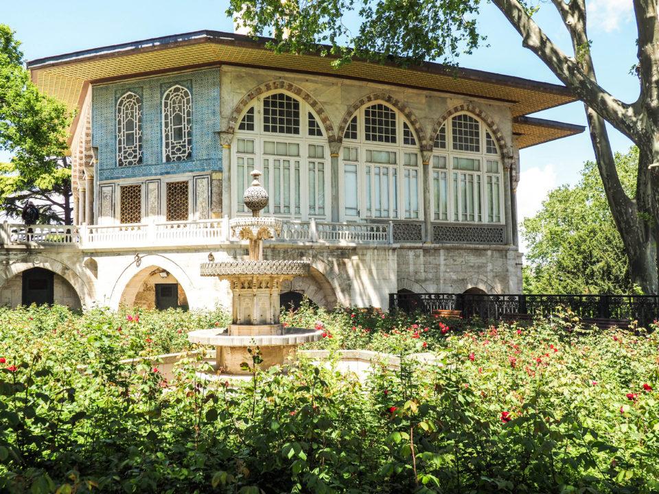 Tuerkei-Istanbul-Topkapi