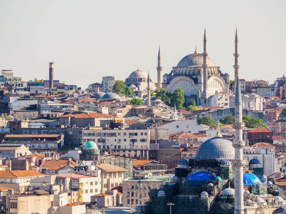 Tuerkei-Istanbul