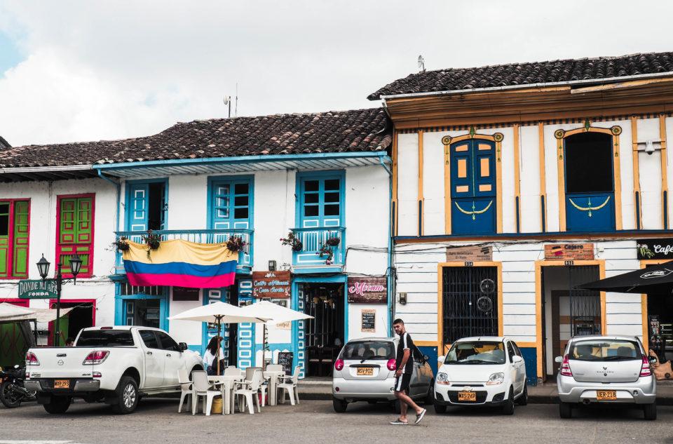 Kolumbien-Salento