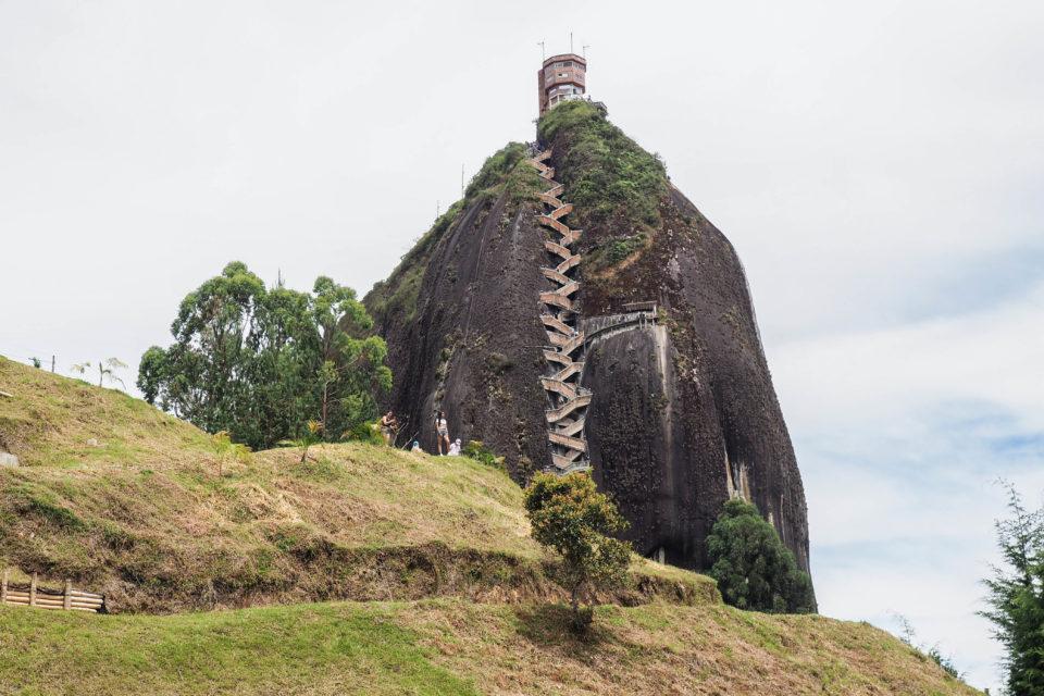 Kolumbien-Guatape-ElPenol