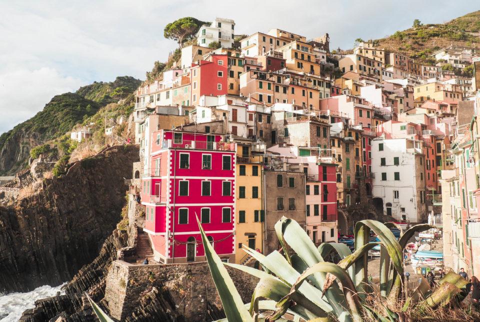 Italien-Cinque-Terre