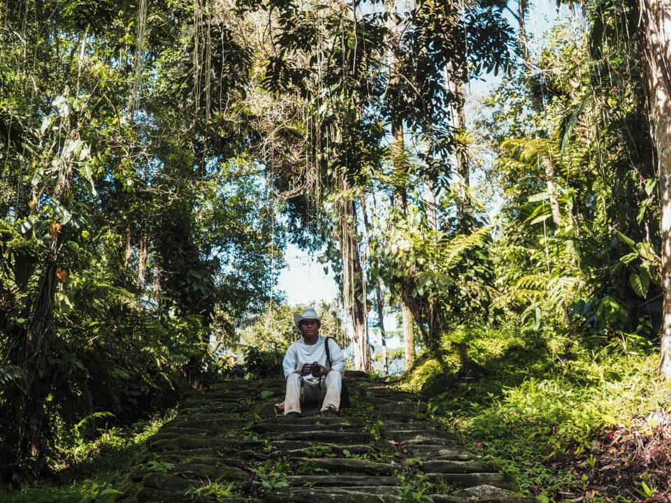 Kolumbien-Ciudad-Perdida