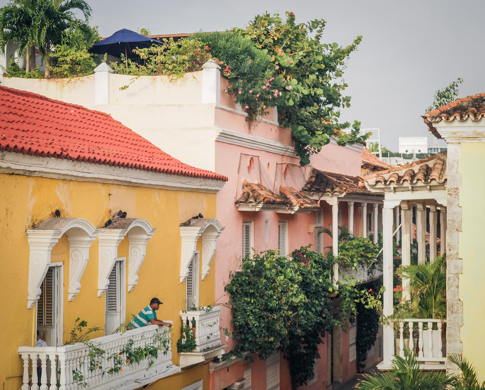 Cartagena-Kolumbien