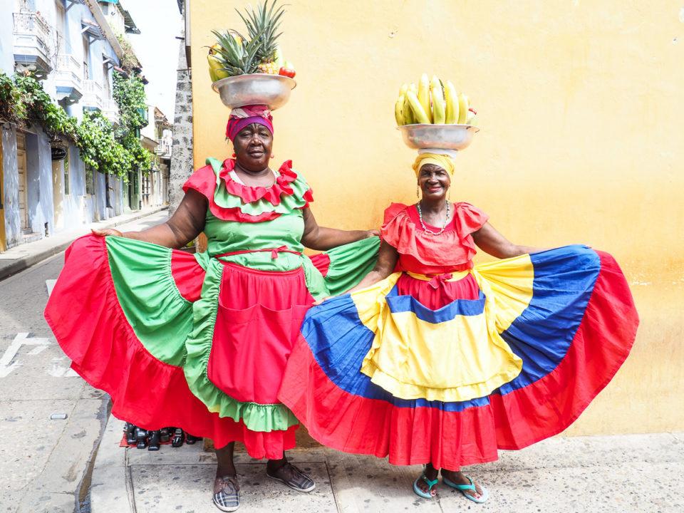 Kolumbien-Cartagena