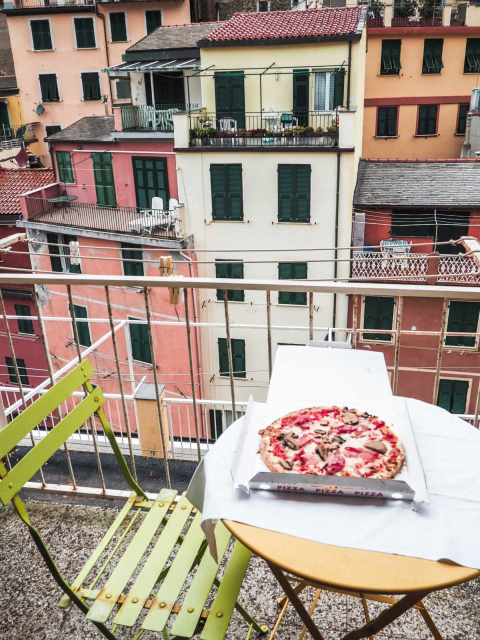 Cinque Terre-Italien