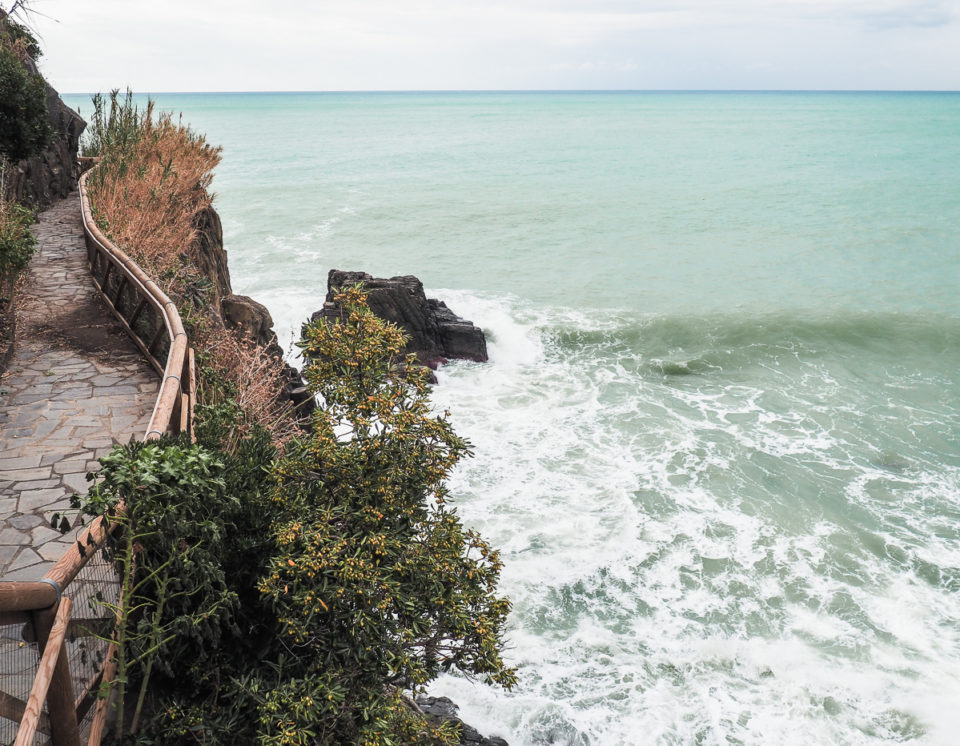 Cinque Terre_Italien